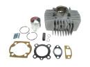 Airsal 50cc cilinder (38mm) aluminium OM