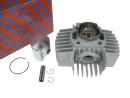 Cilinder 70cc NM DMP aluminium 6-poorts (45mm)