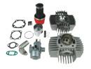 Cilinder 70cc NM DMP compleet set (45mm)