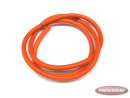 Bougiekabel dik 7mm oranje