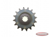 Front sprocket 16 teeth with rubber