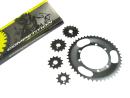 Kette 415-100 + Kettenräder-Satz Puch Maxi S / N / X30 Automat