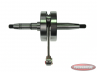 Crankshaft Puch Maxi E50 full round DMP 2.0