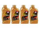 2-takt Eurol 2-stroke Formax olie 4 flessen