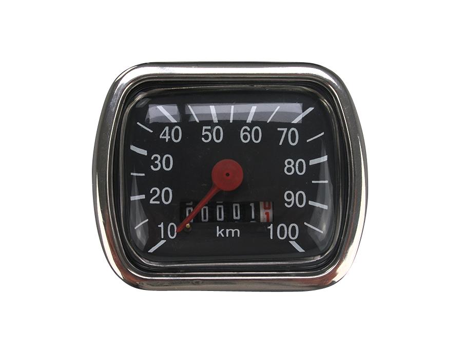 Tachometer 0 100km h puch ds mc50 r50 puch teile shop