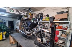 Puch X50-4 Blackspeed