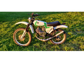 Puch Minicross super Charge