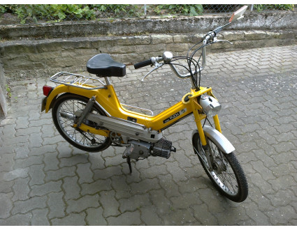 40Km/h Moped Original