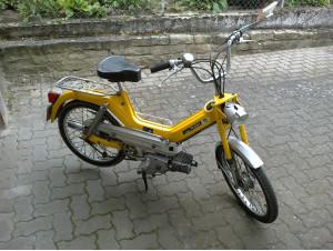 40Km/h Moped Original